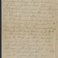 1918-05-11 Harvey Wertz to Mrs. L.A. Wertz Page 4