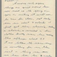 1942-08-03 Lloyd Davis to Laura Davis Page 1