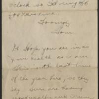 1918-02-17 Thomas Messenger to Mr. & Mrs. N.H. Messenger Page 4