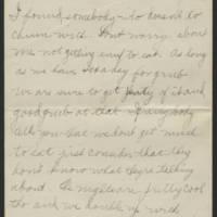 Thomas Messenger to Mrs. N.H. Messenger Page 3