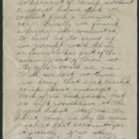 1918-09-11 Thomas Messenger to Mr. & Mrs. N.H. Messenger Page 2