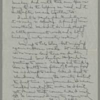 1943-03-09 Laura Davis to Lloyd Davis Page 3