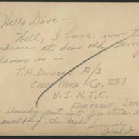 Postcard 1944-05