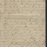 1862-07-18 Charles A. Gates to Mr. & Mrs. Arad Gates Page 3