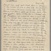 1942-12-16 Lloyd Davis to Laura Davis Page 1