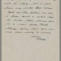 1945-04-22 Lloyd Davis to Laura Davis Page 2
