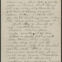 1918-09-02 Thomas Messenger to Mrs. Ress Wade Page 4