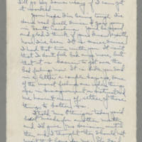 1942-10-27 Laura Davis to Lloyd Davis Page 2