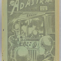 Ad Astra, v. 1, issue 2, July 1939