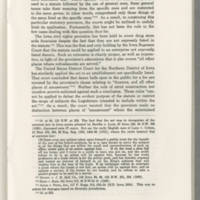 """Iowa Law Review, """"State Civil Rights Statute: Some Proposals"""" Page 1097"""