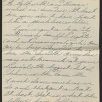 1945-05-16 Eddie Prebyl to Dave Elder Page 2