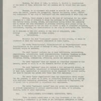 An Ordinance on Human Rights Page 1