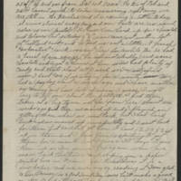 1918-04-06 Harvey Wertz to Mr. L.A. Wertz Page 1