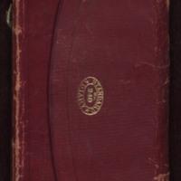 Laura Robinson diary, 1884