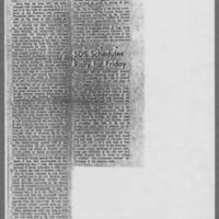 1968-12-03 Article: '3 Students, SDS Face UI Charges' Page 2
