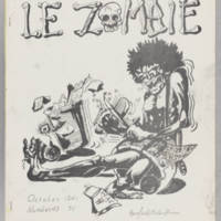 Le Zombie, v. 4, issue 8, whole no. 43, October 1941