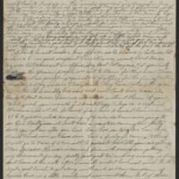 1918-04-11 Harvey Wertz to Mr. L.A. Wertz Page 1