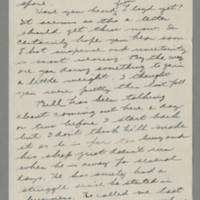1943-06-09 Bessie Rector to Laura Frances Davis Page 3
