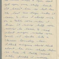 1942-09-08 Lloyd Davis to Laura Davis Page 2