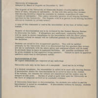 1960-04-20 Policies Related to Discrimination in Off-Campus Housing Page 3