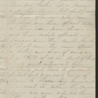 1863-10-20 Charles A. Gates to Mr. Arad Gates Page 3