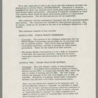 Human Rights Ordinance - Preface