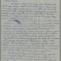1944-12-22 Pfc. Eddie Prebyl to Dave Elder Page 1