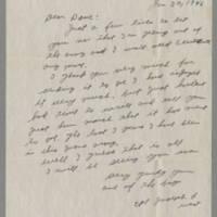 1946-01-30 Cpl. Joseph L. West to Dave Edler