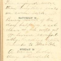 1864-11-11 -- 1864-11-13