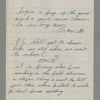 1944-06-01 George Davis to Lloyd Davis Page 4