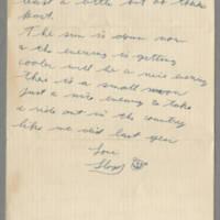 1942-09-14 Lloyd Davis to Laura Davis Page 4