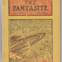 Fantasite, v. 1, issue 4, July 1941