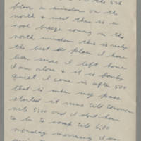 1942-09-18 Lloyd Davis to Laura Davis Page 1