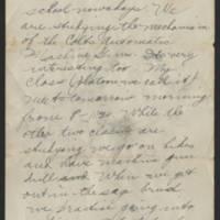 1918-03-06 Thomas Messenger to Vera Wade Page 4
