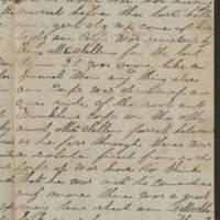1862-11-10 Charles A. Gates to Mr. Arad Gates Page 3