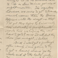 1917-07-16 Robert M. Browning to Miss Mabel Williams Page 4