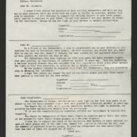 "1969-10-18 Newsletter: """"LULAC Glances"""" Page 7"