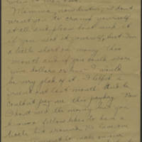 1918-07-01 Thomas Messenger to Mrs. N.H. Messenger Page 3