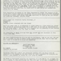 1963-09-04 NAACP Newsletter, Fort Madison Branch, Page 2