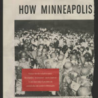 "Women's Home Companion Article: ""How Minneapolis Beat The Bigots"" Page 2"