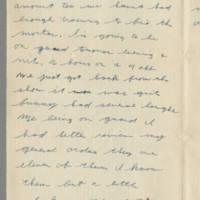 1942-09-15 Lloyd Davis to Laura Davis Page 2
