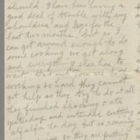 1943-07-28 Laura Hutchison to Laura Frances Davis Page 2