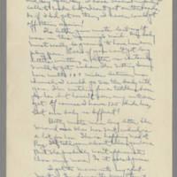 1941-10-31 Laura Davis to Lloyd Davis Page 2