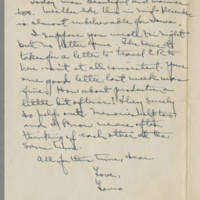 1941-12-14 Laura Davis to Lloyd Davis Page 3