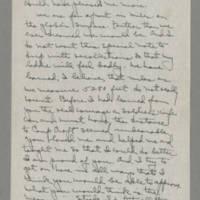 1943-12-19 Laura Davis to Lloyd Davis Page 2