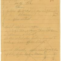 Selma Gelhaus Pribbenow recipe, 1880