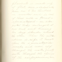 The fertilizing cell, its varying form and behavior by Nelly Peery, 1890, Page 49