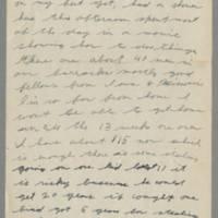 1942-07-16 Lloyd Davis to Laura Davis Page 2