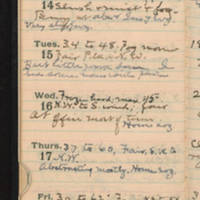 1921-03-13 -- 1921-03-19