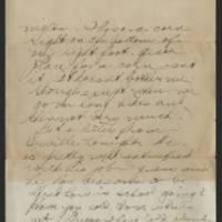 1918-03-07 Thomas Messenger to Mr. & Mrs. N.H. Messenger Page 6